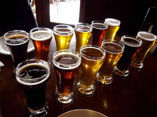 beer lowers the risk of kidney stones