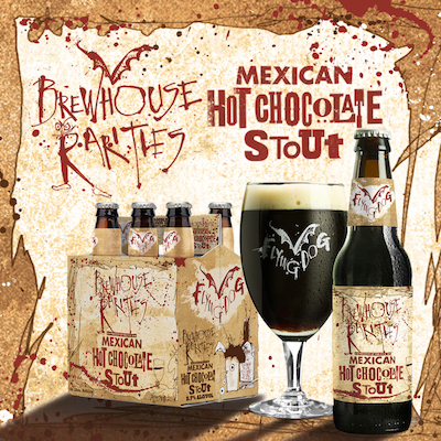 Mexican Hot Chocolate Stout