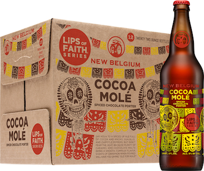 Cocoa Molé beer