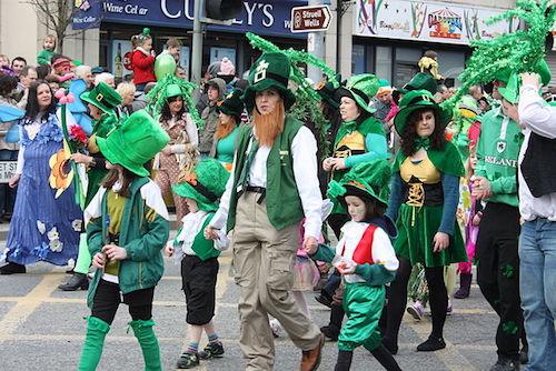 wilmington st patricks parade