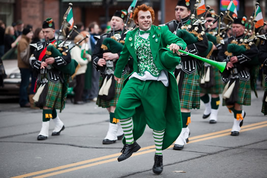 Wilmington's annual Shamrock Shuttle