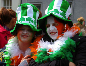 Events in Delaware, Celebrating St. Patrick's Day In Wilmington