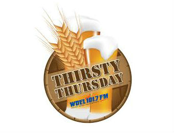 "Thirsty Thursday with Rick Jensen ""WDEL"""
