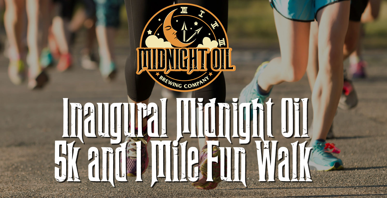 Midnight Oil 5k and 1 Mile Fun Walk